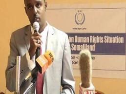 Guddoomiyaha Xuquuqal Iinsaanka Somaliland