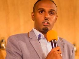 Gudoomiyaha Xarunta Xuquuqal Insaanka Somaliland Guuleed Axmed Jaamac